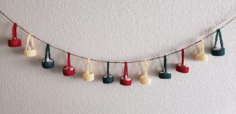 Lantern garland