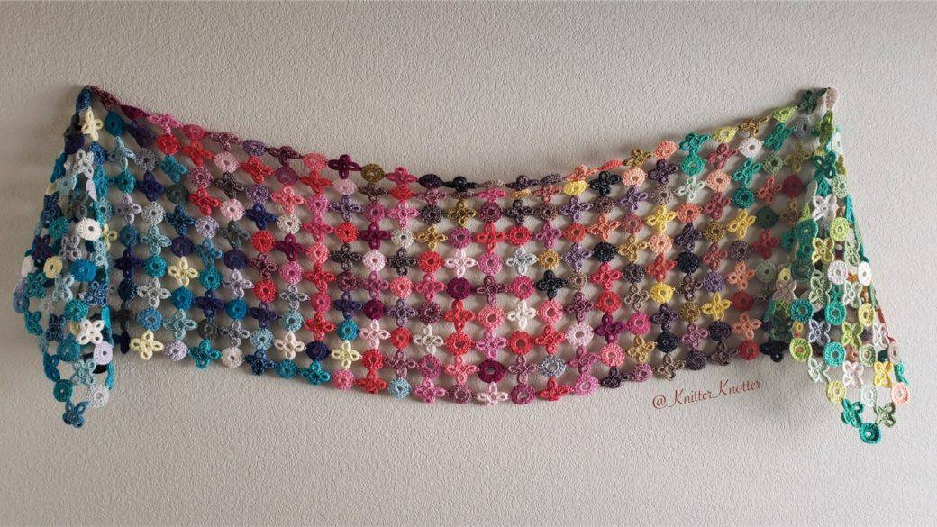 'I love you so much' wrap – Free pattern!