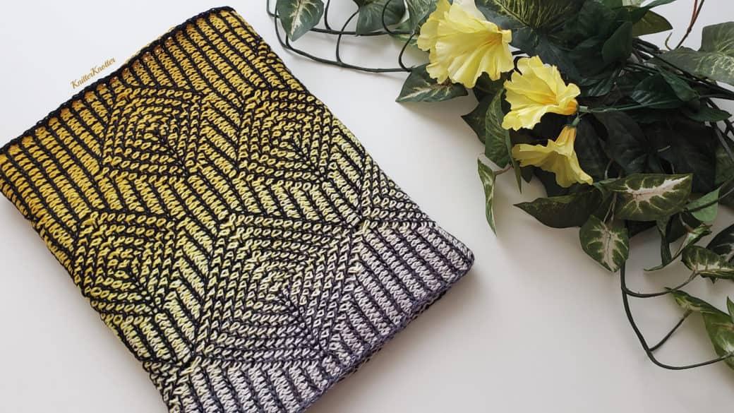 Vajra infinity scarf – Pattern release!