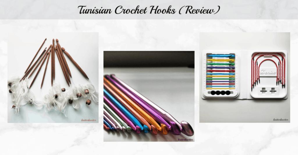 Tunisian Crochet Hooks Knitterknotter