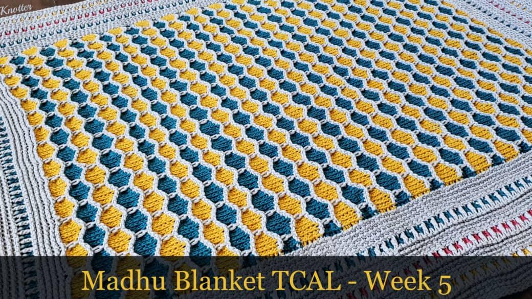 Madhu Blanket TCAL – Week 5
