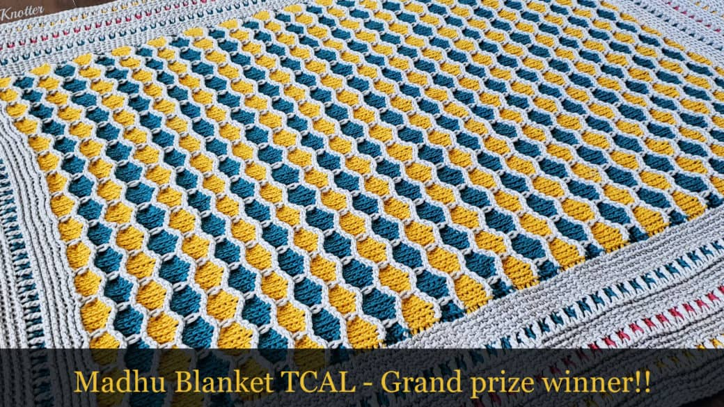 Madhu Blanket TCAL – Grand prize winner