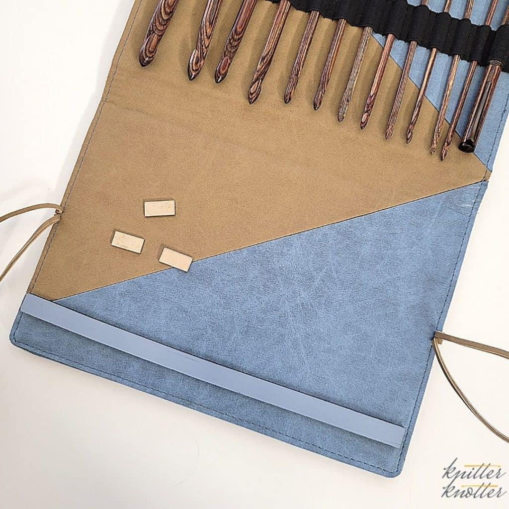 Tunisian crochet ginger set review - 1 set of magnets